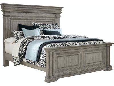 Pulaski Madison Ridge Queen Bed