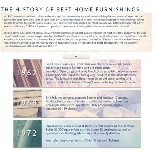 Best Home Furnishings Rake Beast Space Saver Recliner- (Bark 20896)