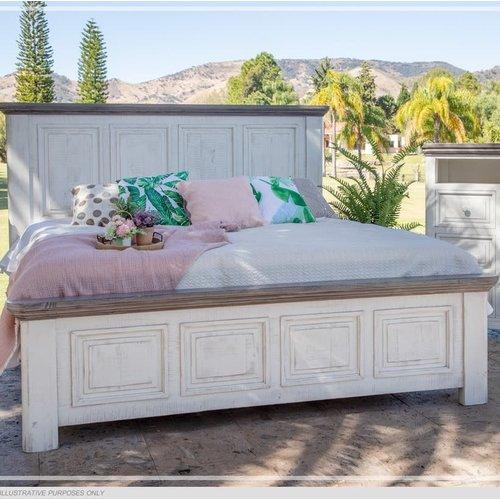 IFD Luna Queen Bed