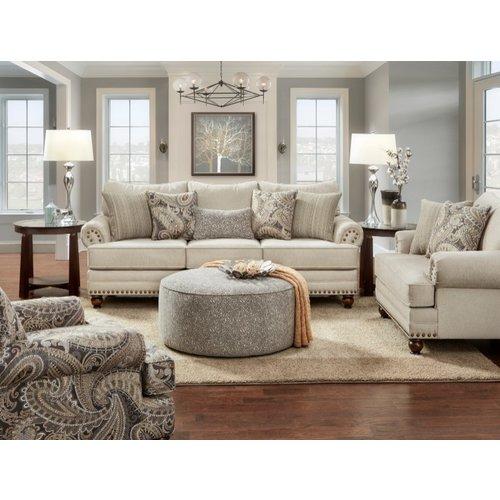 Fusion Furniture Capernicus Cobblestone Chair