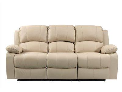 Leather Italia USA Winnfield Leather Power Sofa