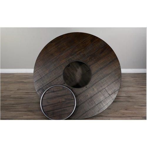 Sunny Designs Whiskey Barrel 5PC Dining Set