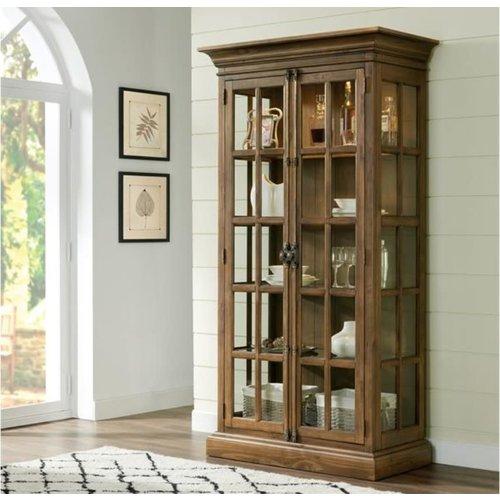 Riverside Furniture Hawthorne Display Cabinet