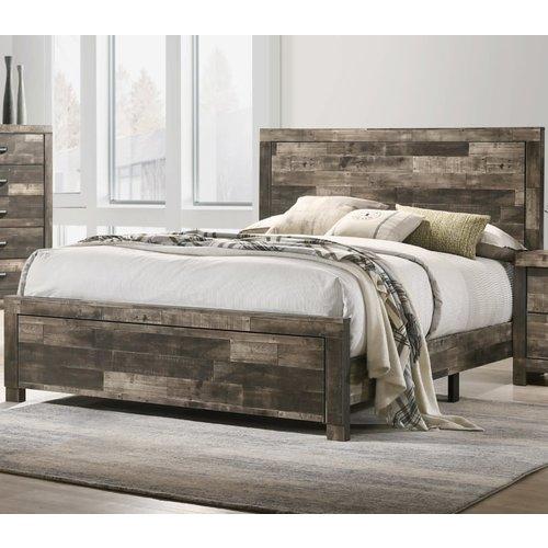 Crown Mark Tallulah King Bed