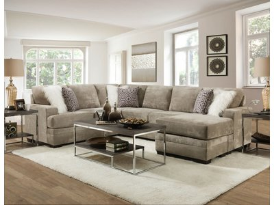 PFC 2760 Hearth Cement Sectional