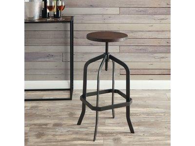 Elements Wynn Adjustable Barstool