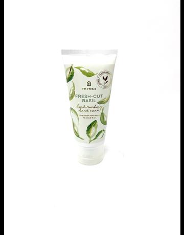 Thymes Fresh-Cut Basil Hardworking Hand Cream