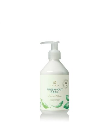 Thymes Fresh-Cut Basil Hand Lotion