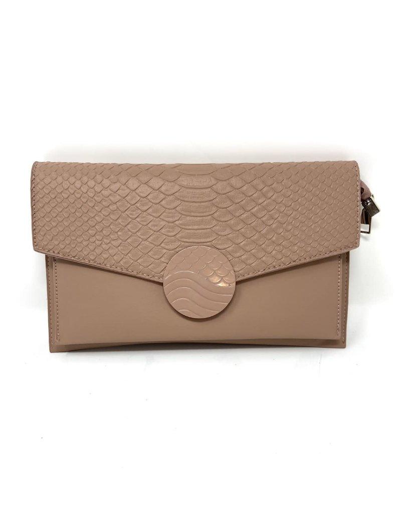 Clutch Bag, Pink