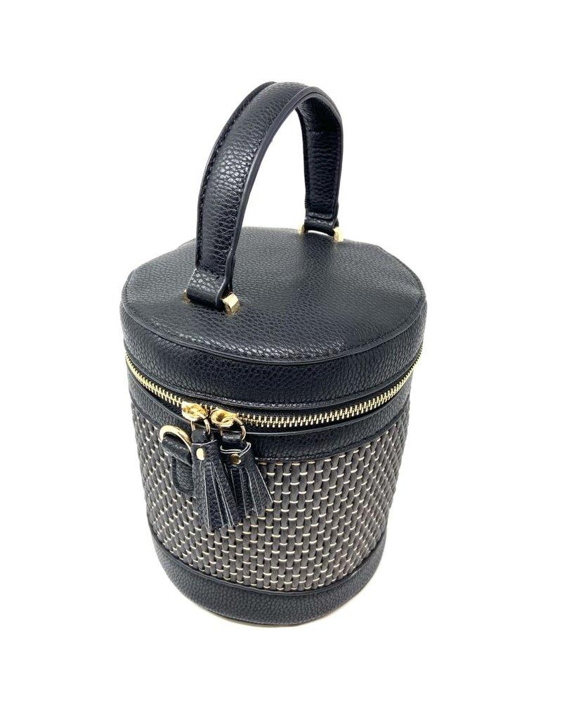 Inez Shoulder Bag, Black