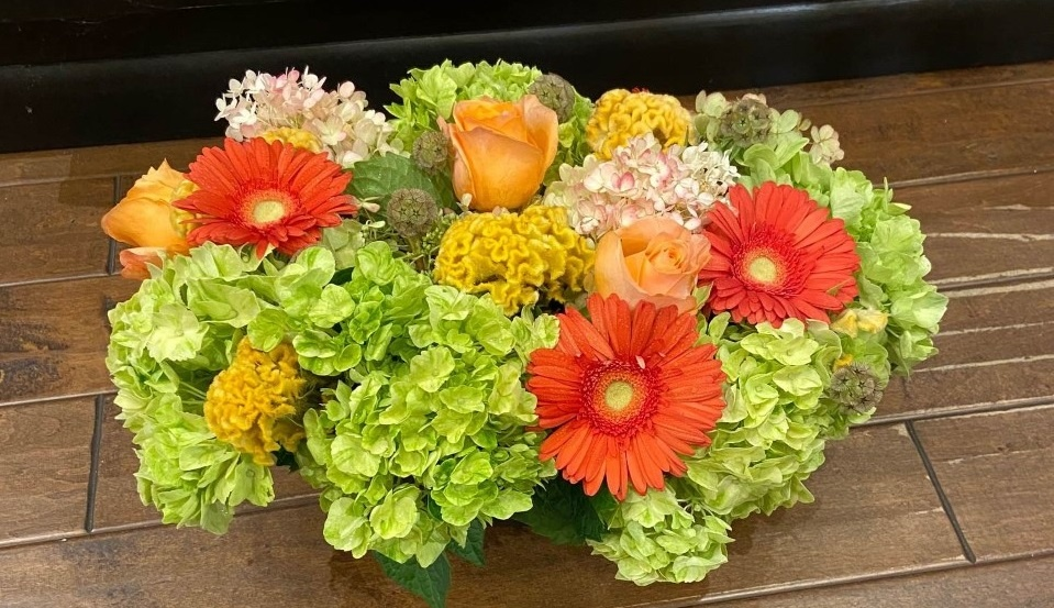 autumn flower arrangements philadelphia florist shop evantine
