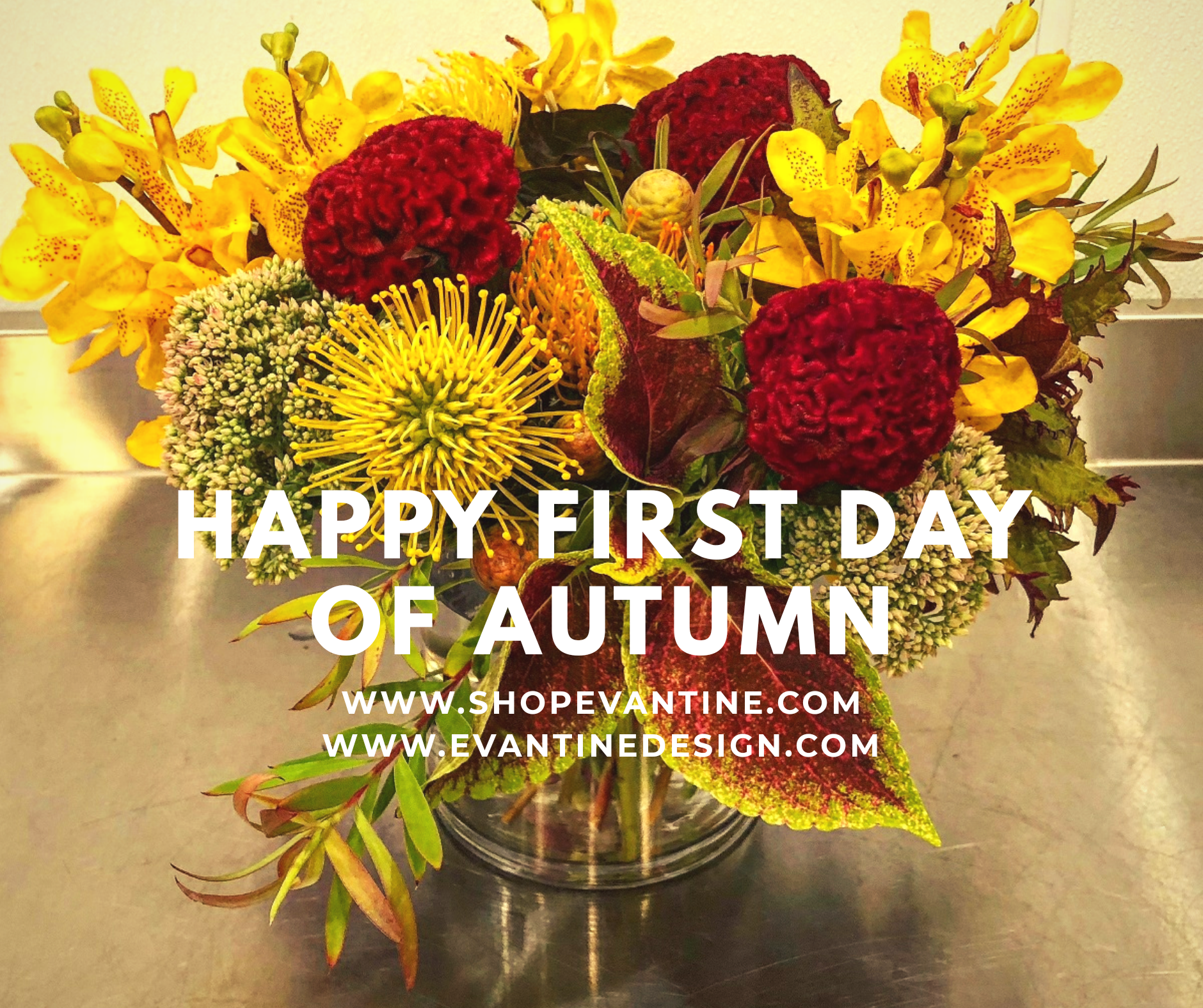 Fresh Flower Arrangements to Welcome Autumn