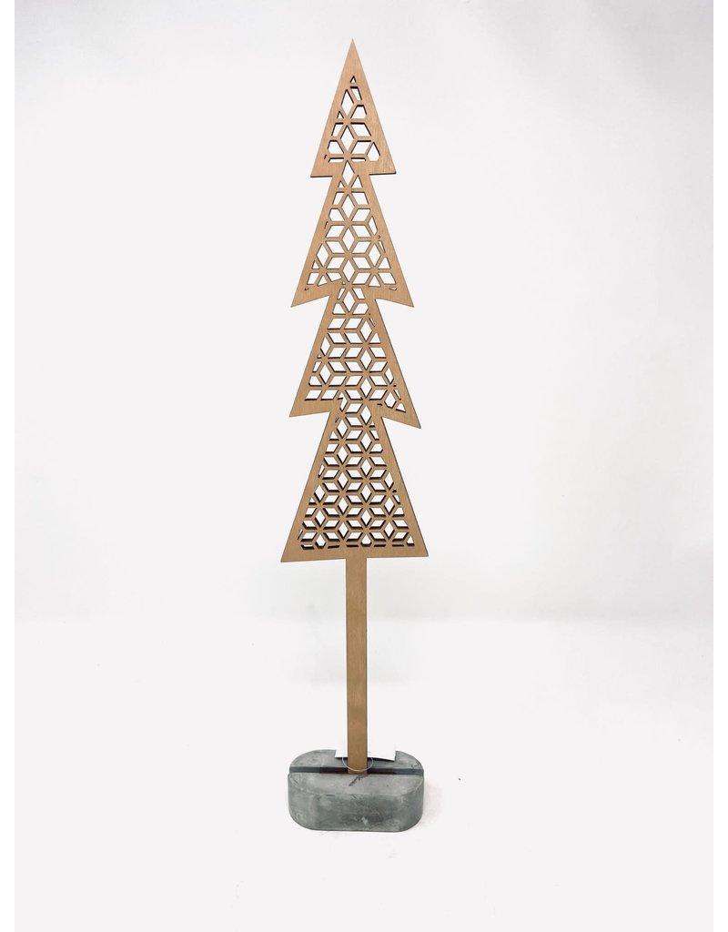 Modern Whoville Tree, Diamonds