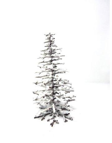 "Twig Xmas Tree, 11.8"""
