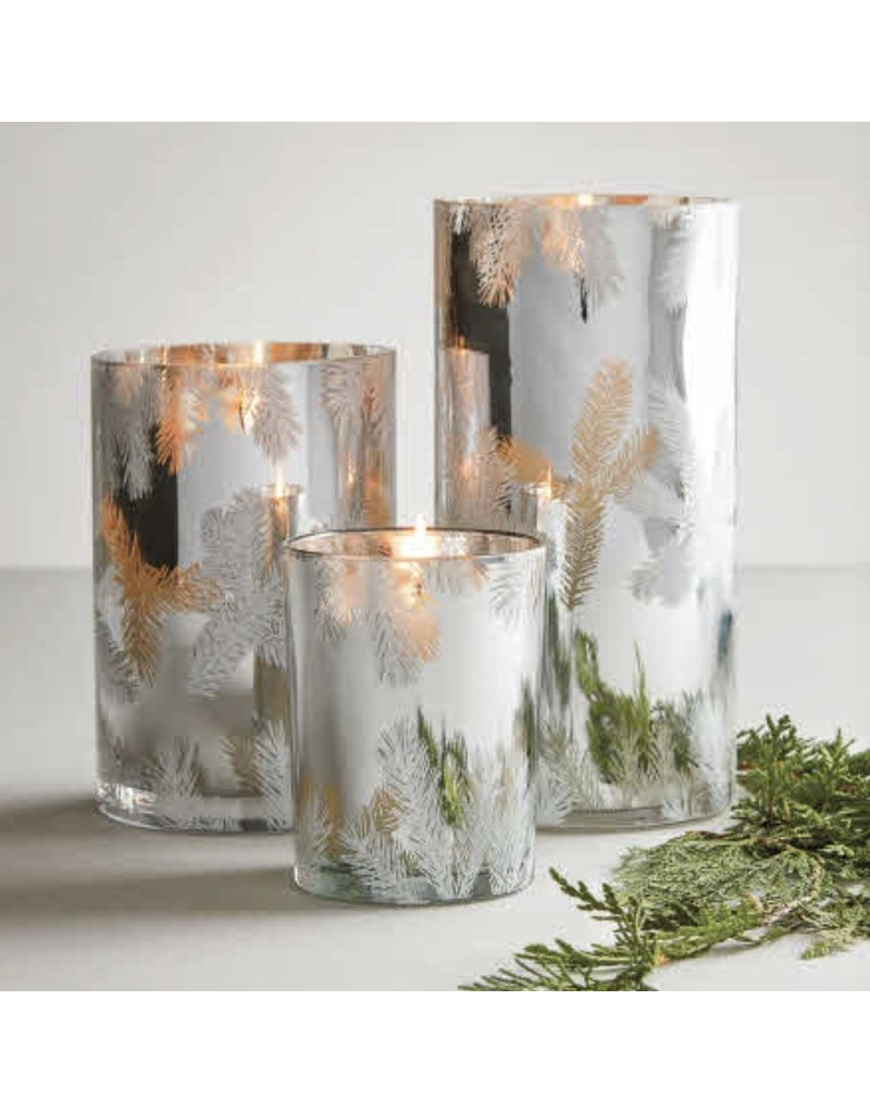 Thymes Frazier Fir Statement Luminary Candle, Smal
