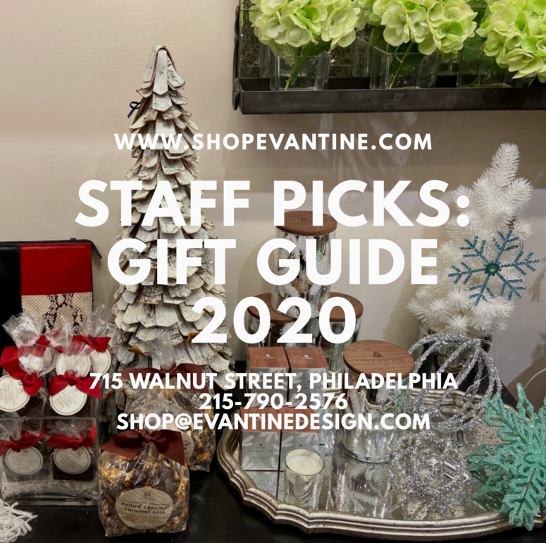 Staff Picks: Holiday Gift Guide 2020