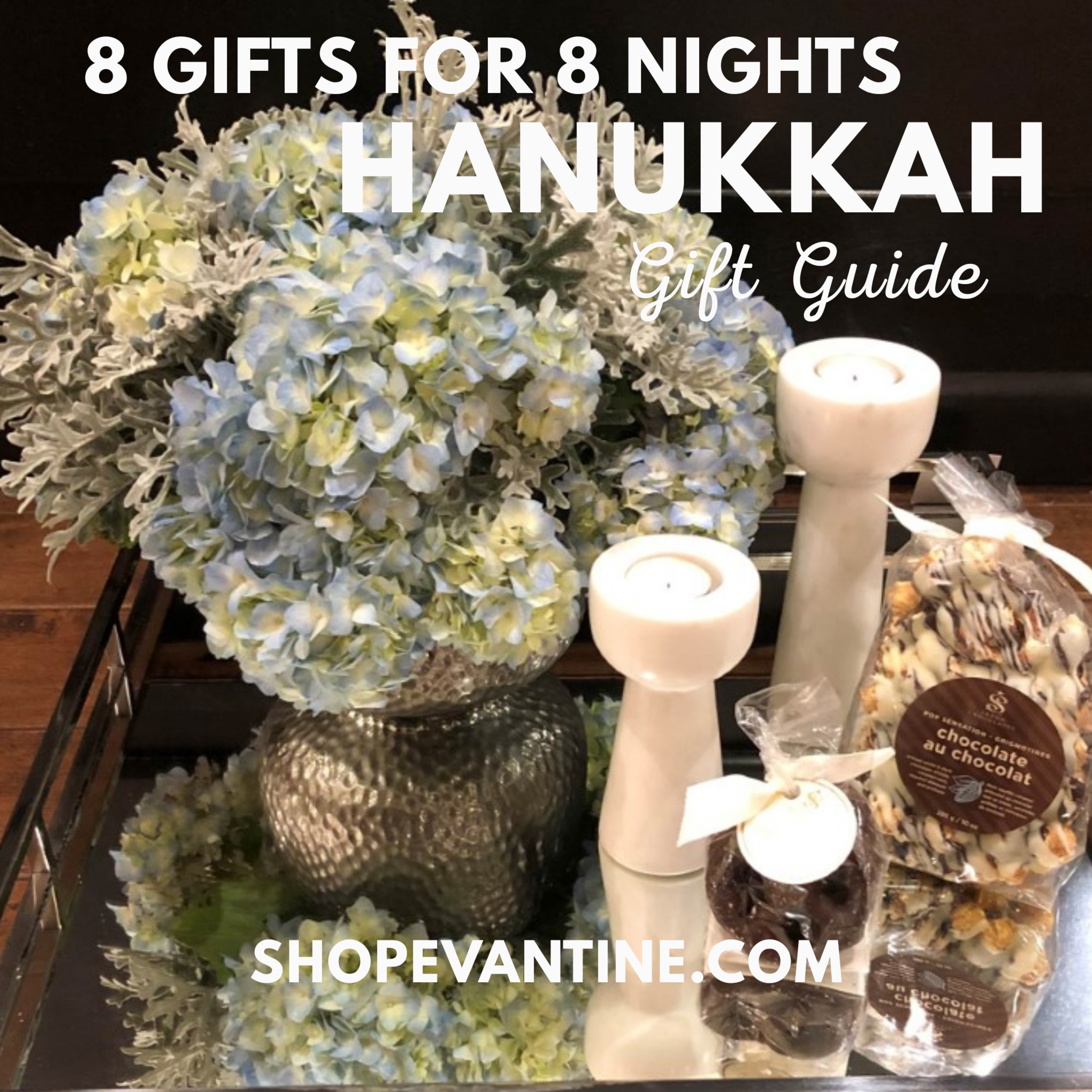 Hanukkah Gift Guide: 8 Gifts for 8 Nights