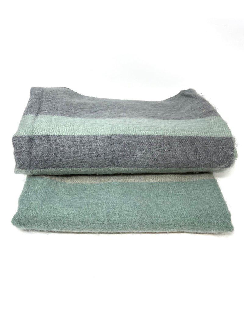 Shupaca Throw Blanket, Sagebrush