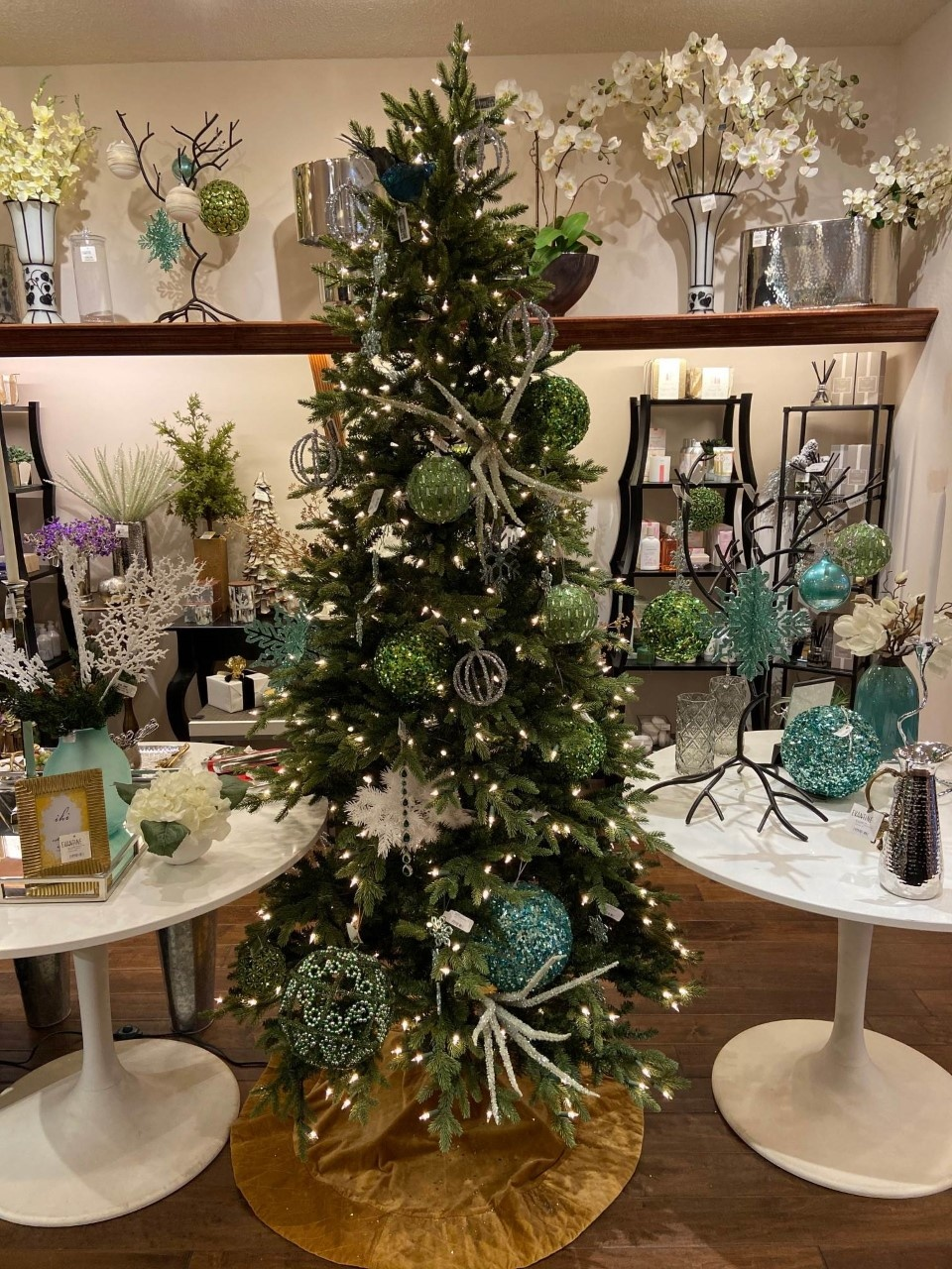 All That Glitters: Christmas Ornaments