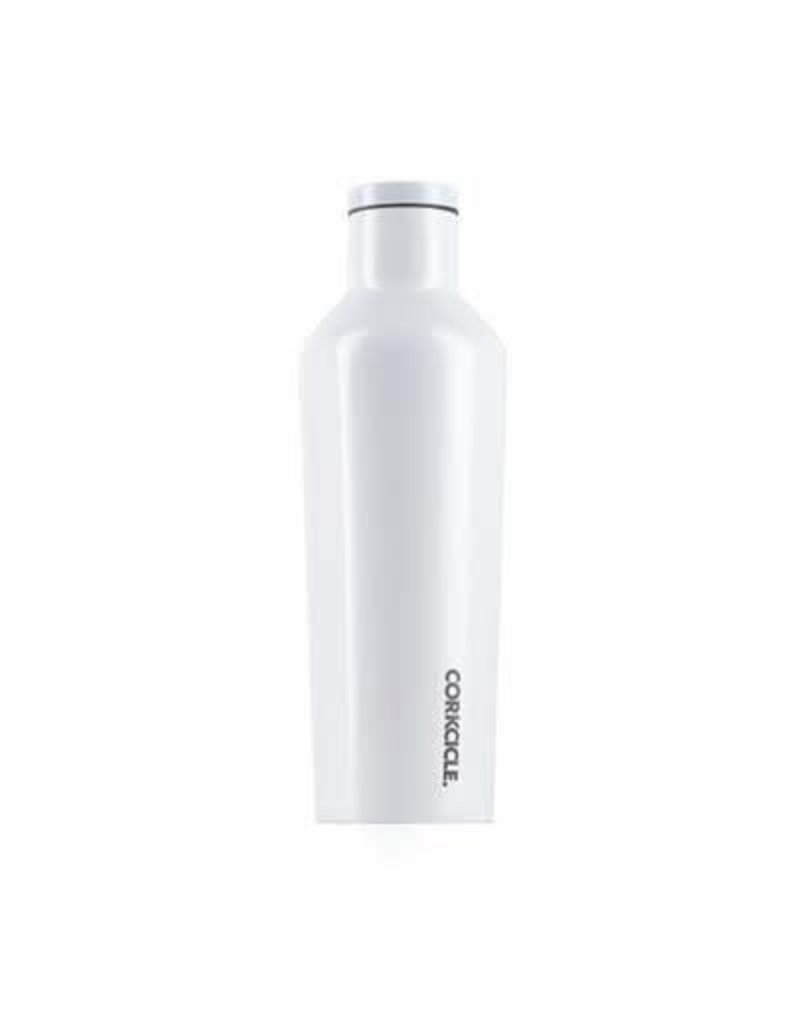 Dipped White Modernist Canteen, 16oz