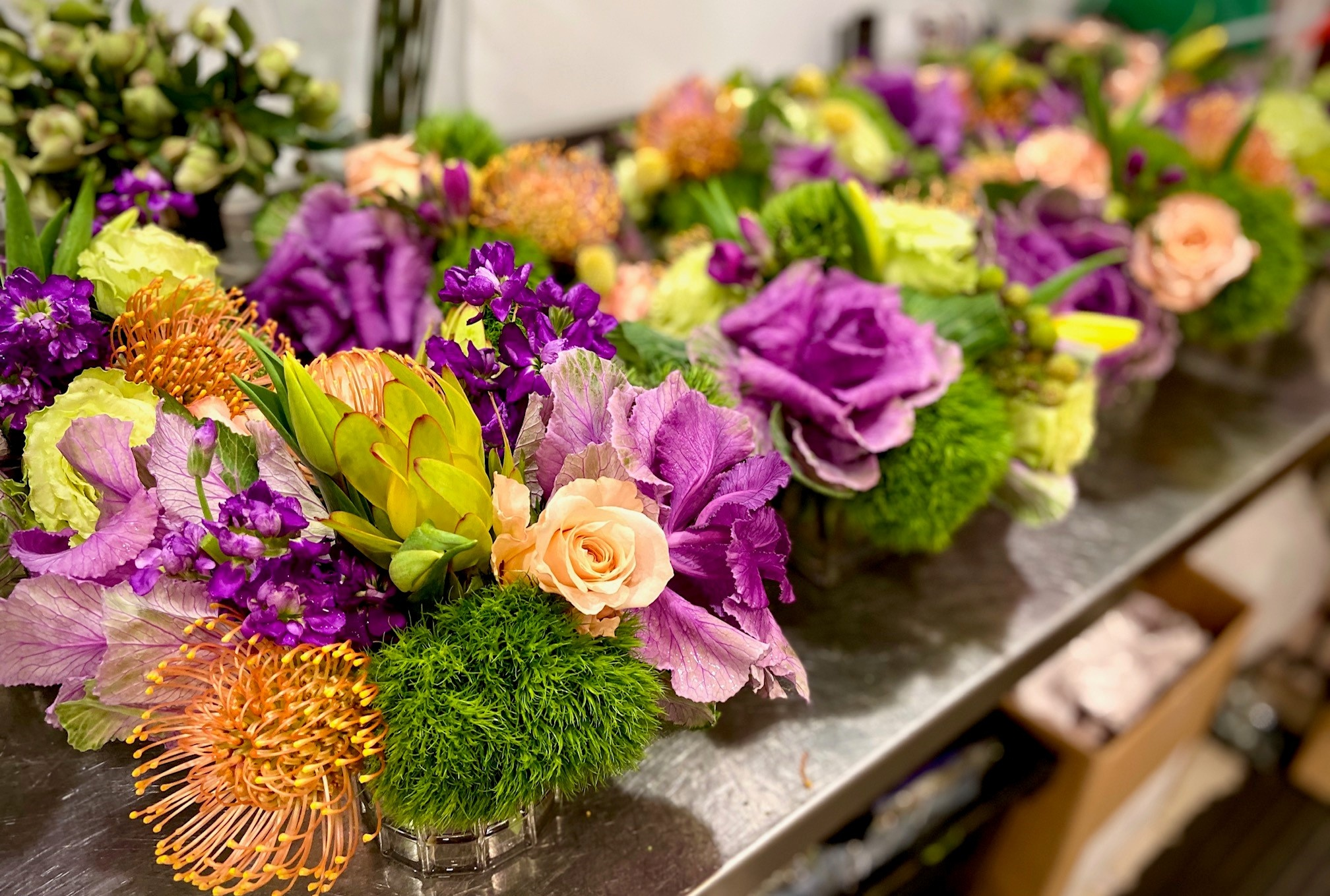 Birthday Party Flowers Shop Evantine