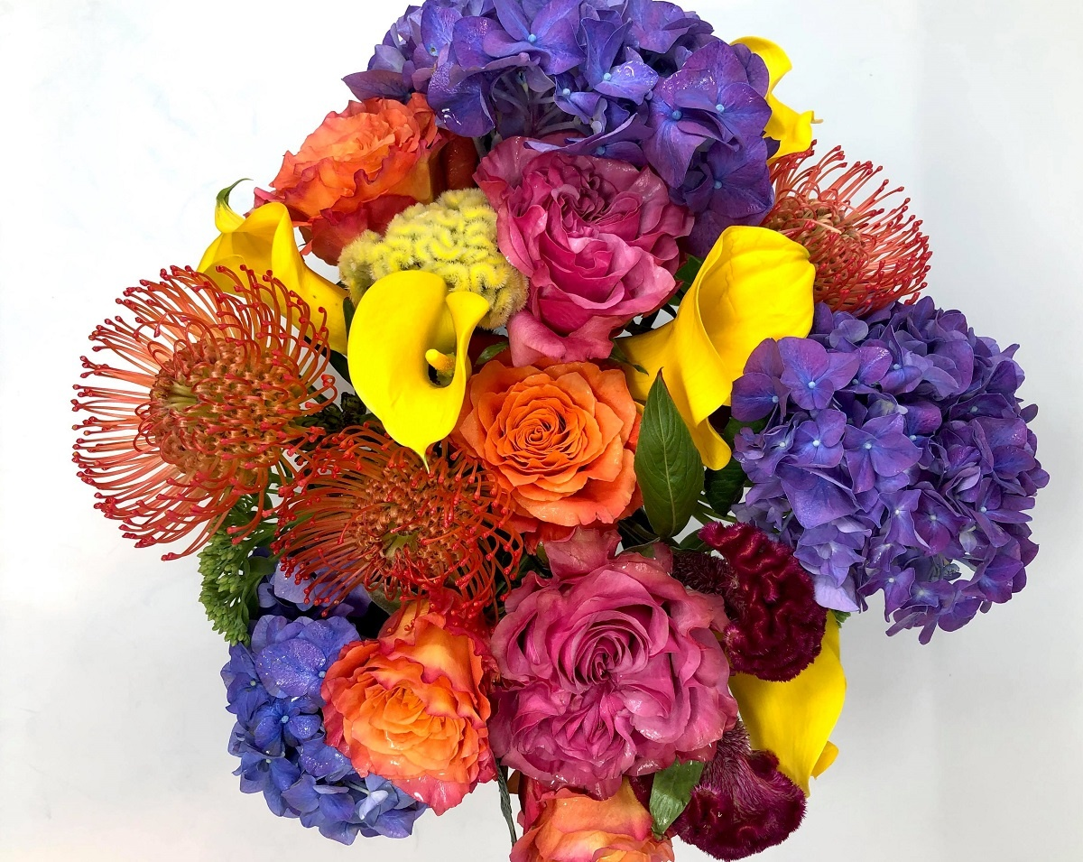 summer flowers shop evantine philly florist