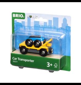 Brio Car Transporter Train
