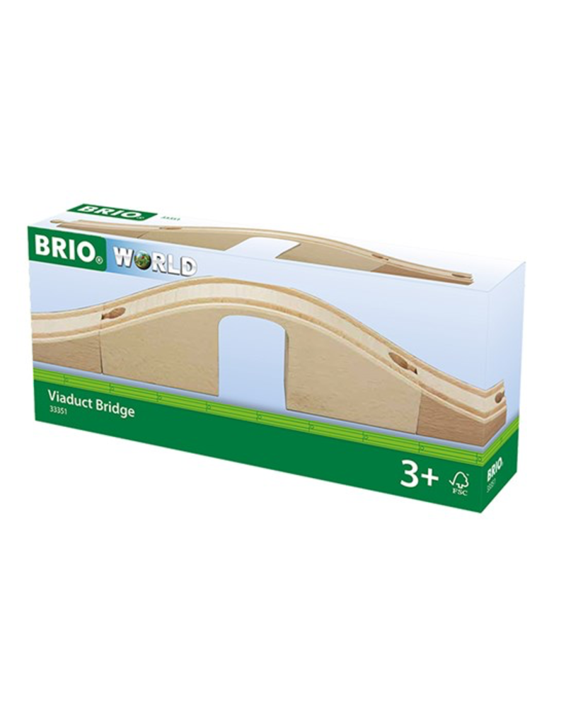 Brio Viaduct Train Track Bridge