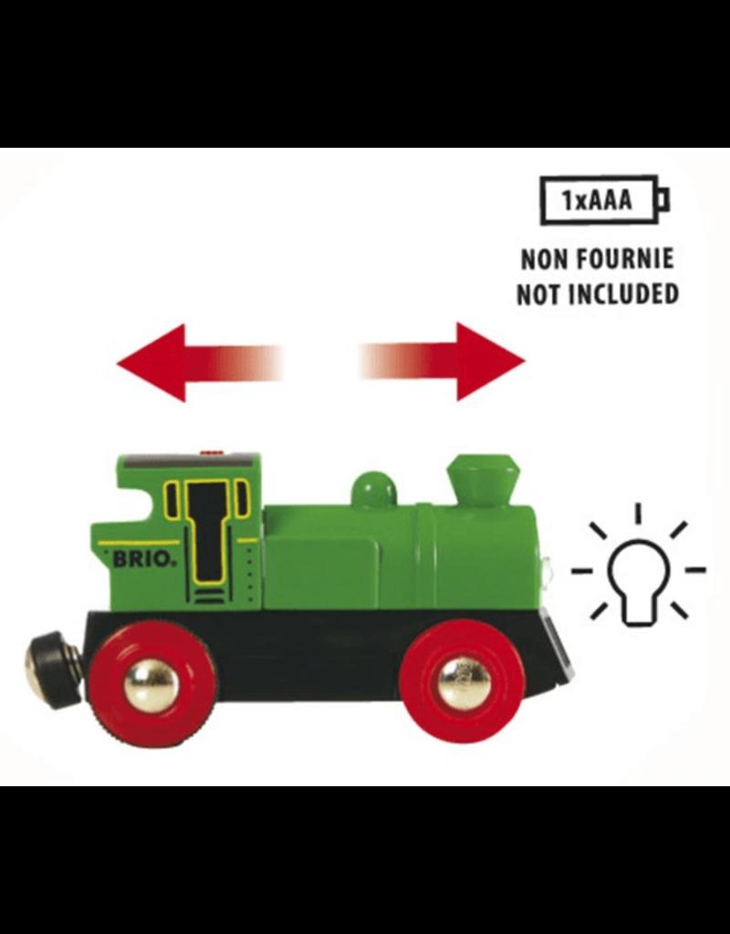 Brio Battery Powered Train Engine