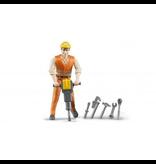 Bruder Bruder Man: Construction