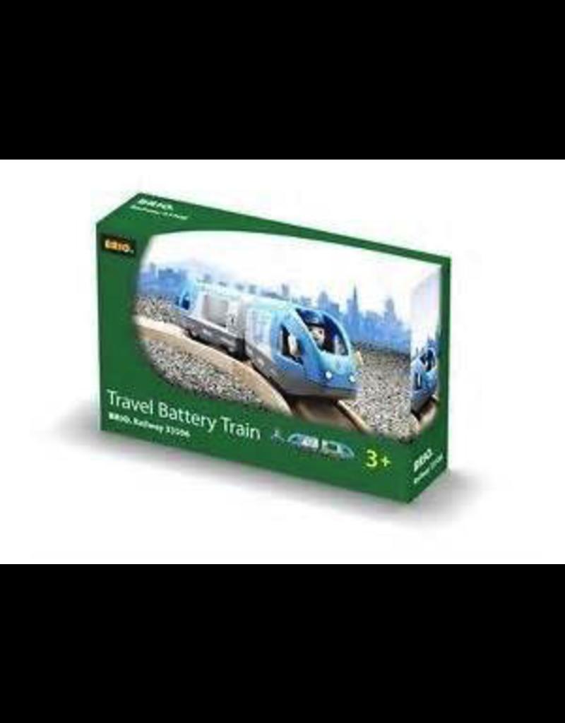 Brio Battery Travel Train