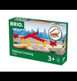 Brio Train Railway Crossing