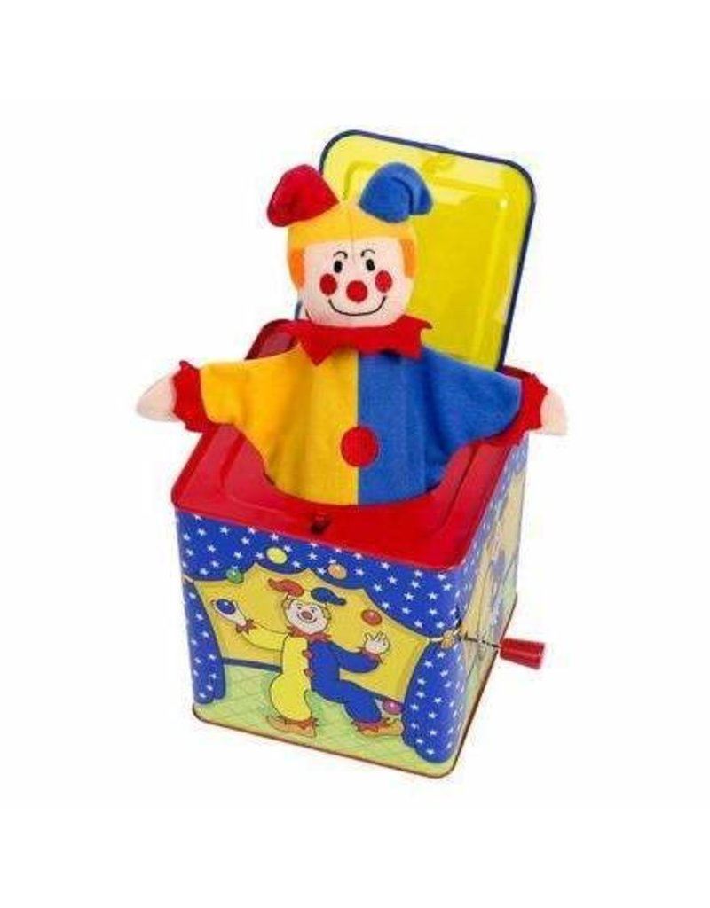 Schylling Jack In A Box