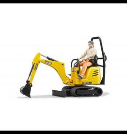 Bruder Micro Excavator & Worker