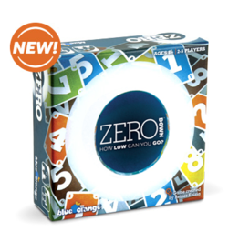 Blue Orange Zero Down Card Game