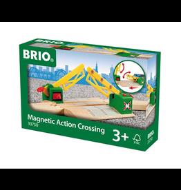 Brio Magnetic Train Crossing