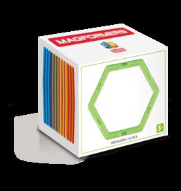 Magformers Magformers: Hexagon 12 pc