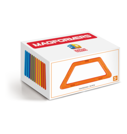 Magformers Magformers: Trapezoid 12 pc