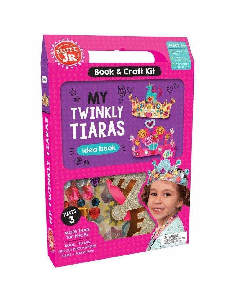 Klutz Jr. Klutz: My Twinkly Tiaras