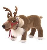 Folkmanis Hand Puppet: Reindeer