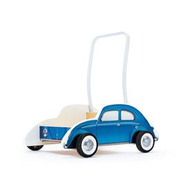 Hape VW Beetle Walker: Blue