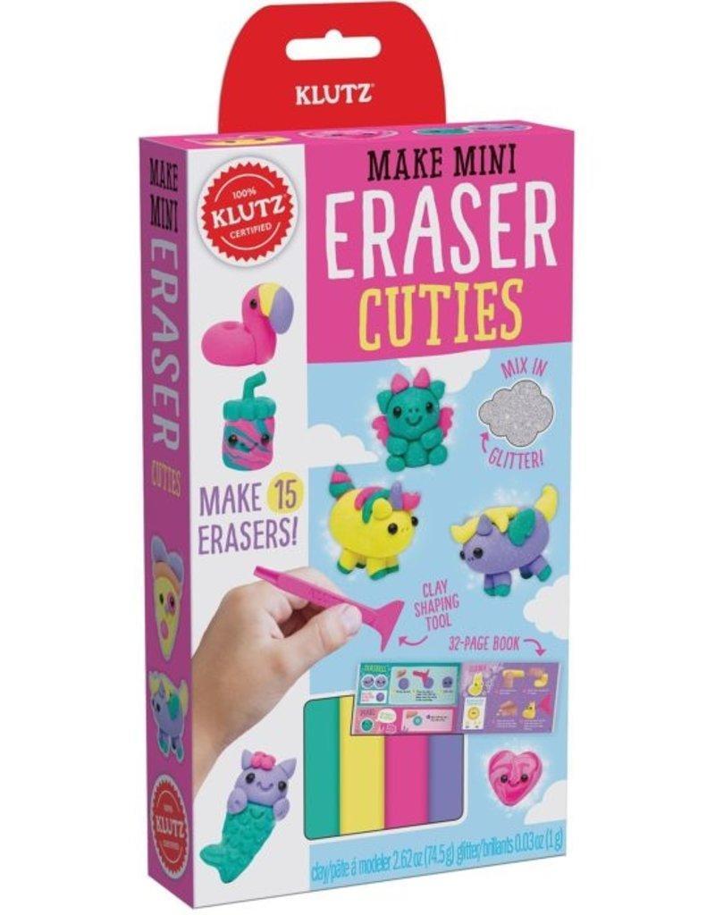 Klutz Eraser Cuties