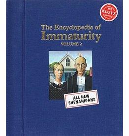 Klutz Encyclopedia of Immaturity: Never Grow Up