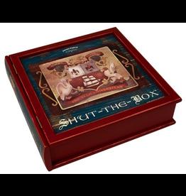 University Games Shut The Box: Bookshelf