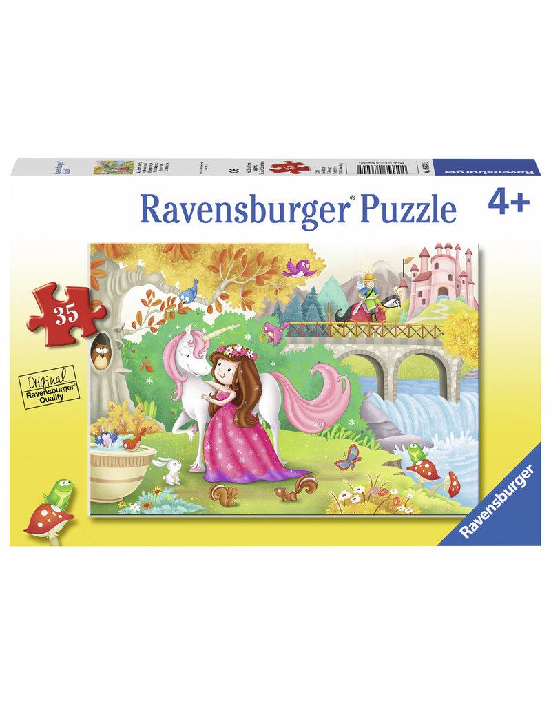 Ravensburger 35 pcs: Afternoon Away