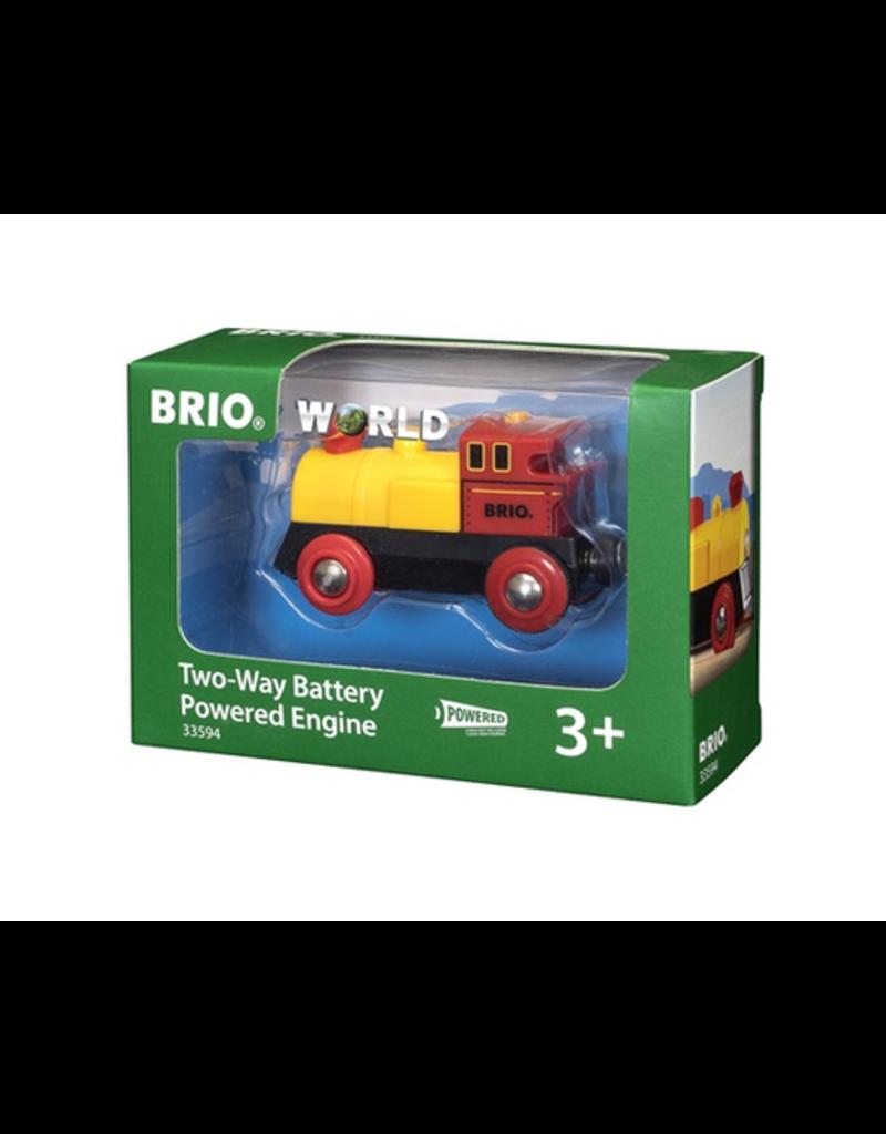 Brio Two Way Battery Powered Train Engine