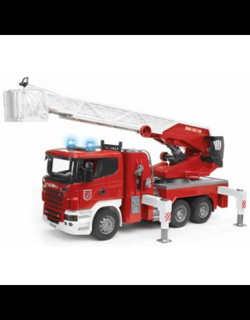 Bruder MAN Fire Engine - 4' Ladder