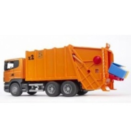 Bruder SCANIA Garbage Truck