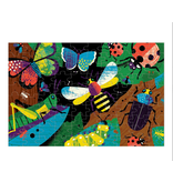Chronicle 100 Pcs: Glow Puzzle - Bugs