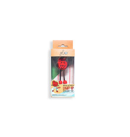 GloPals Light Up Cube & Toy: Red Sammy